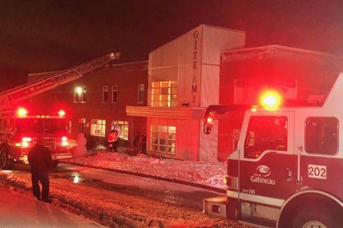 Centraide Outaouais apporte un aide d'urgence de 15 000 $  au Gîte Ami et à la Soupe Populaire de Hull