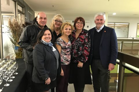 Centraide Outaouais and the Vallée-de-la-Gatineau Regional County Municipality: working together to help the community
