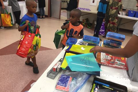 Back to School program reduces stress for 2,300 Outaouais children