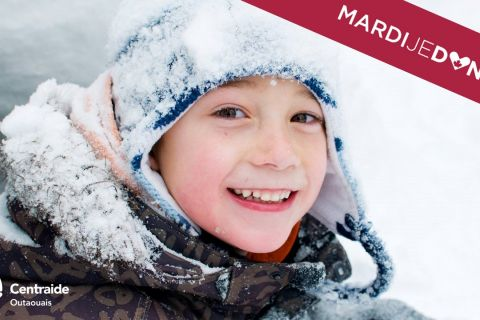 Snowsuit Giving Tuesday