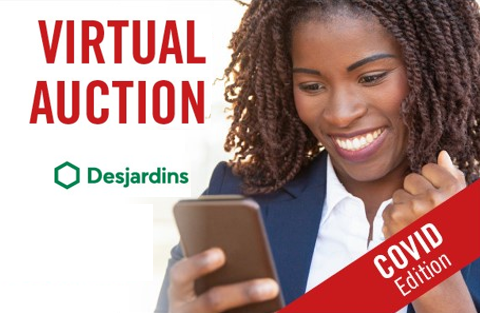 Virtual Auction - Covid Edition