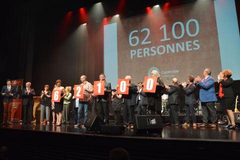 Centraide Outaouais mobilise la communauté  afin d'aider 62 100 personnes